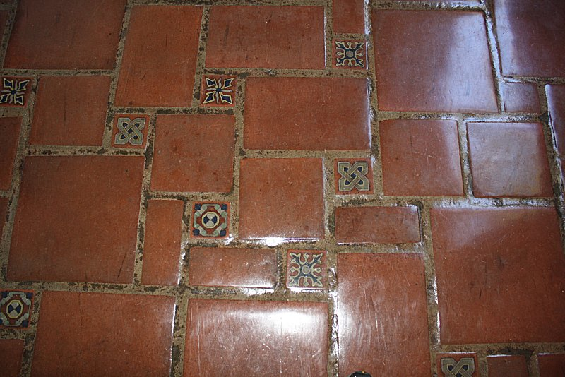 Grout In The Bathroom Tile Floor Tutorial On Home Decor Floor Tiles
