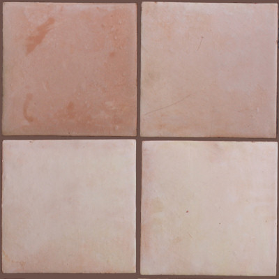 Square 16 Clay Saltillo Floor Tile