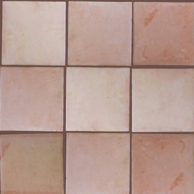 Square 12 Clay Saltillo Tile