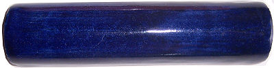 Cobalt Blue Talavera Clay Pencil