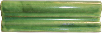 Green Chair Rail Molding 6