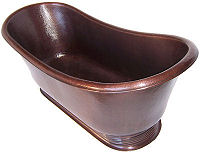 Royal Copper Bath Tub