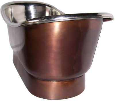 Hammered Copper Bath Tubs Gallery Copper Bathtubs Clawfoot