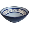 Victoria Fango Blue Ceramic Vessel Sink
