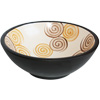 Parana Fango Brown Ceramic Vessel Sink