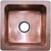 Smooth Kitchen/Bar Copper Sink