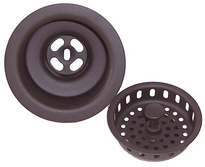Oil Rubbed Bronze Strainer - 121/10B