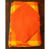 Rectangular Mexican Tablecloth 6 Napkins