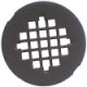 Oil Rubbed Bronze Shower Grid MT235 ORB
