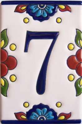Mission Tile Number Seven