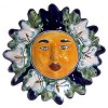 Lily Small Talavera Ceramic Sun Face