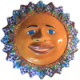 Multicolor Talavera Ceramic Big Sun Face