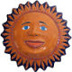 Talavera Ceramic Big Sun Face