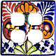 Mantel Talavera Double Outlet Switch Plate