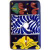 Marigold Talavera TV Cable Plate