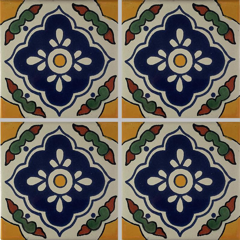 Guadalajara Talavera Mexican Tile - Discount mexican tile