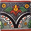 Black Arc Talavera Mexican Tile