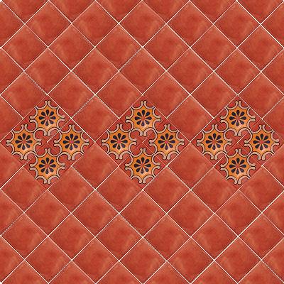 Terracota talavera mexican tile Cheap mexican tile