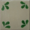 Green Splash Talavera Mexican Tile