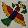 Dove Talavera Mexican Tile
