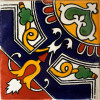 Medallion Talavera Mexican Tile