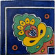 Corner Royal Talavera Mexican Tile