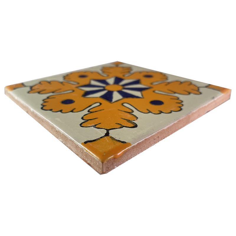 Forsythia santa barbara mexican tile Cheap mexican tile