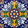 Covelo Talavera Mexican Tile