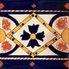 Diamond Talavera Mexican Tile