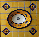 Talavera Ceramic Sinks