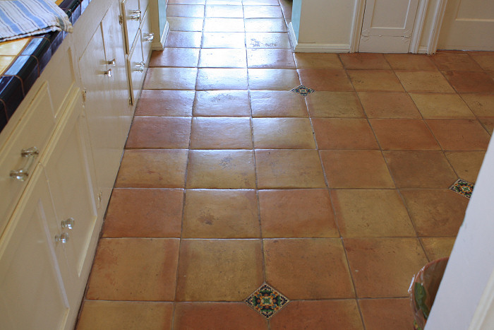 super saltillo floor tile with mexican