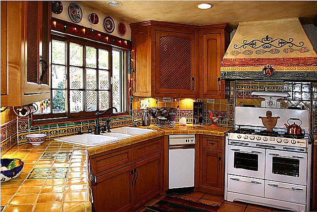 mexican kitchen tiles mexican kitchen decorations afreakatheart 4114