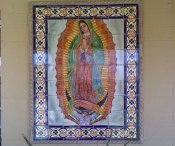 Mexican Tile Murals