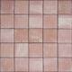 Square 8 Clay Saltillo Tile