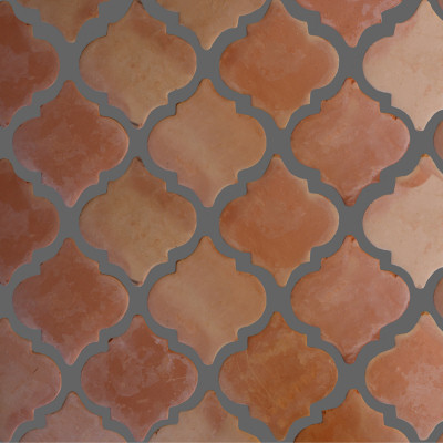 Riviera Clay Saltillo Tile
