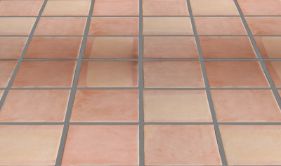 Mexican Handmade Clay Super Saltillo Floor Tile Details