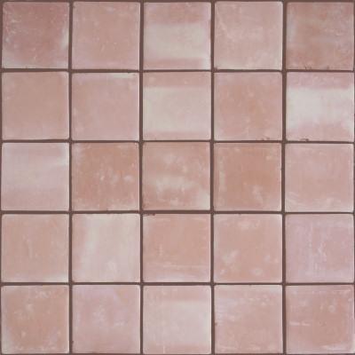 Square 5 Clay Saltillo Tile