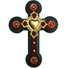 Mora Mexican Wooden Cross