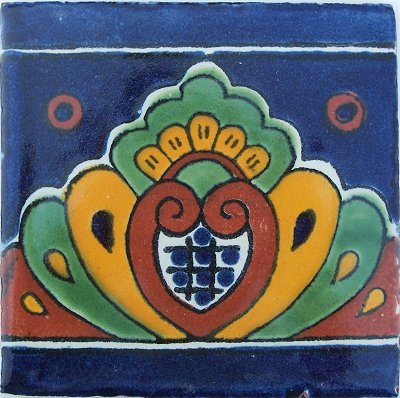 Royal Crown Talavera Mexican Tile