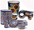 Mexican Talavera Ceramic Bathroom Sets